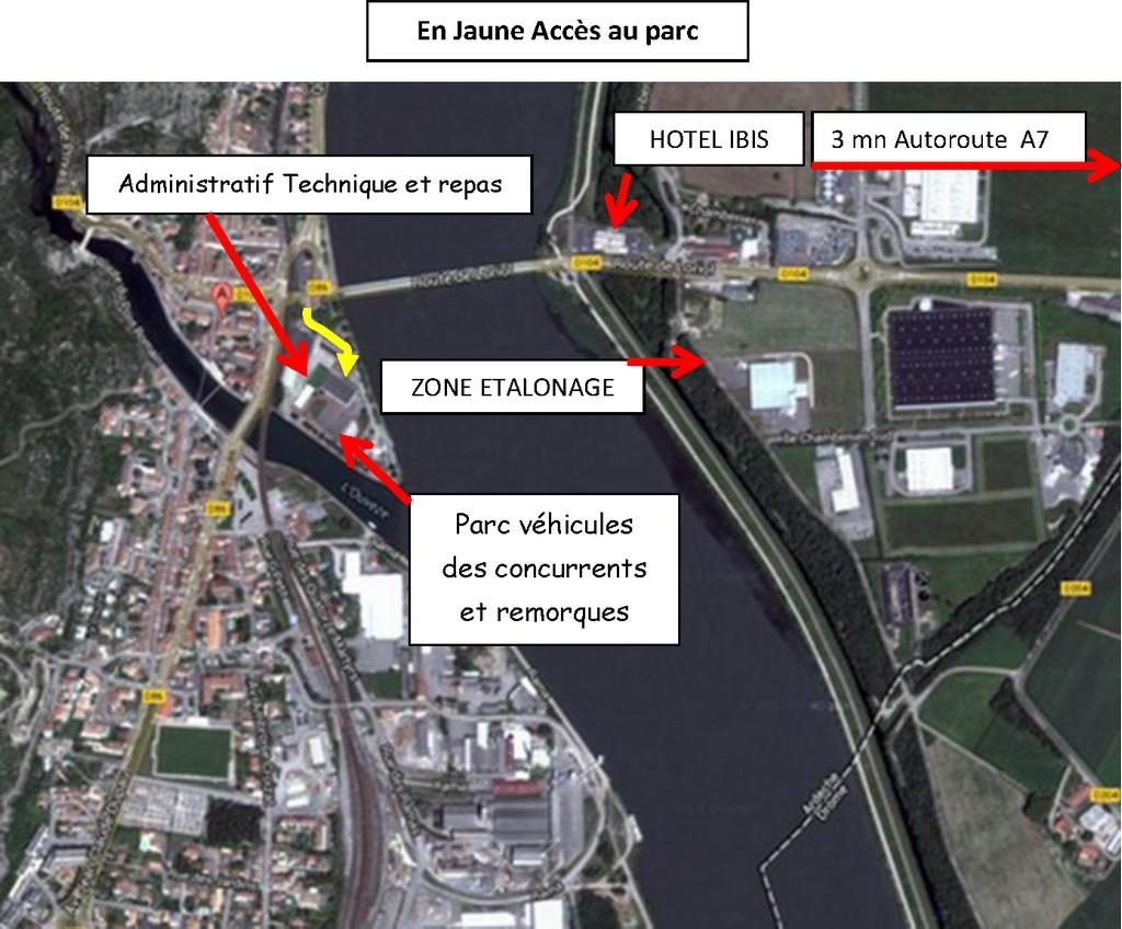 plan parc Pouzin TA2014